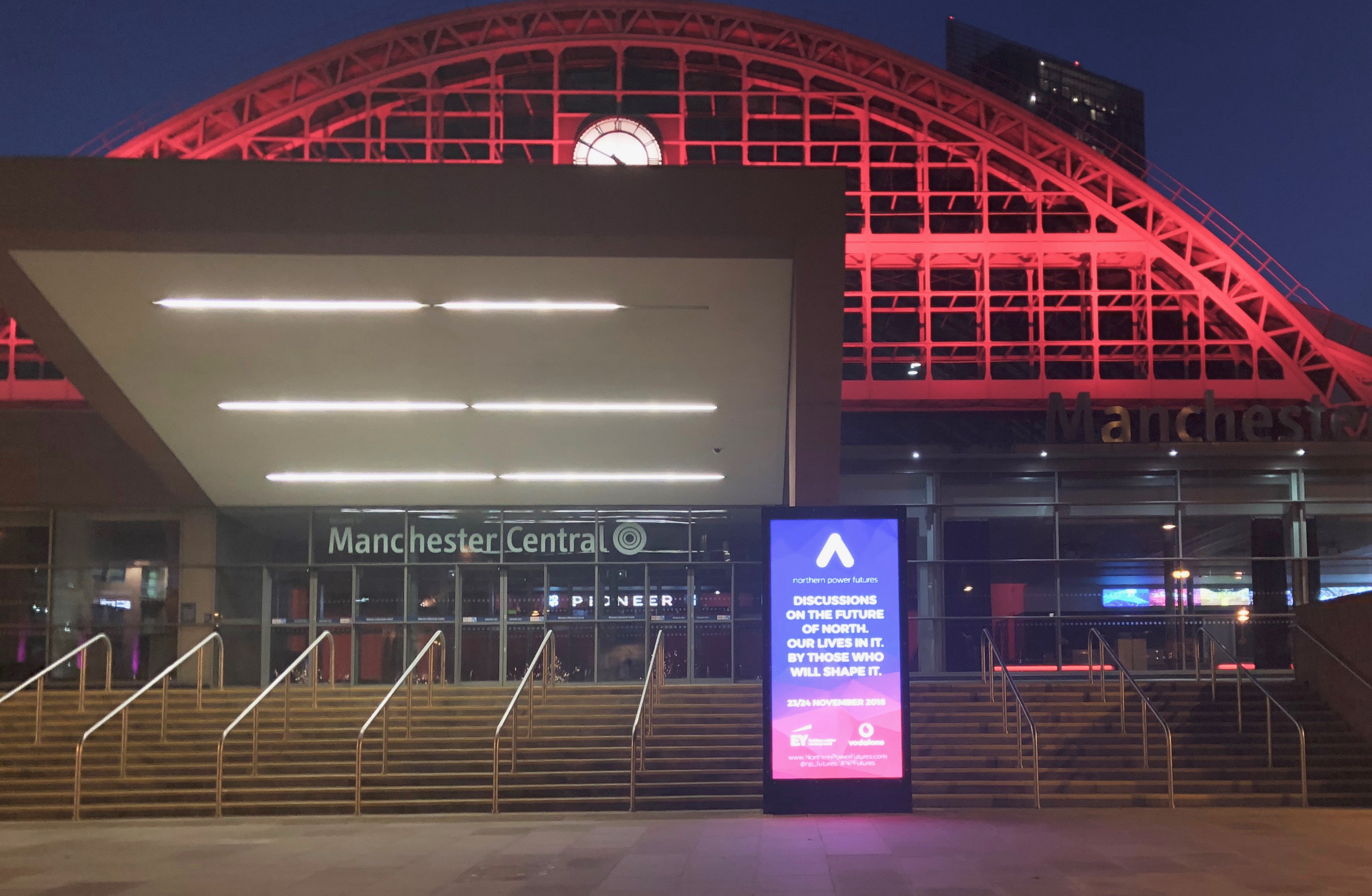 NP Futures Manchester central